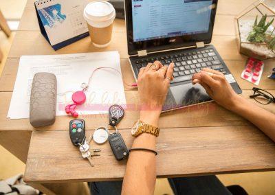 Biz Life - Nicole's Messy Desk SAMPLE-10