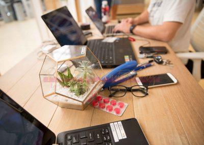 Biz Life - Nicole's Messy Desk SAMPLE-3