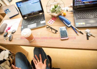 Biz Life - Nicole's Messy Desk SAMPLE-8