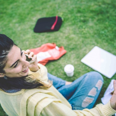 Biz Life - Outdoor work picnic ft Image