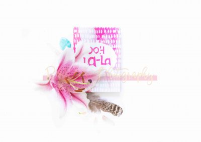 Creative Life - Pink Lily SAMPLE-7