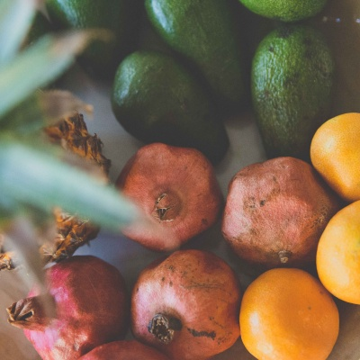 Healthy Life - Fruit bowl ft image