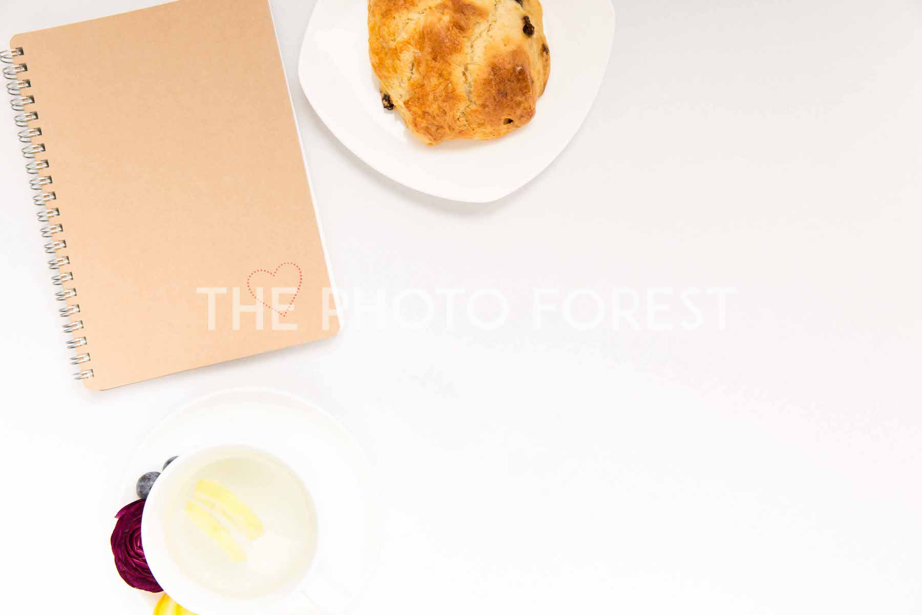Flatlay Stock Photos - The Photo Forest-10