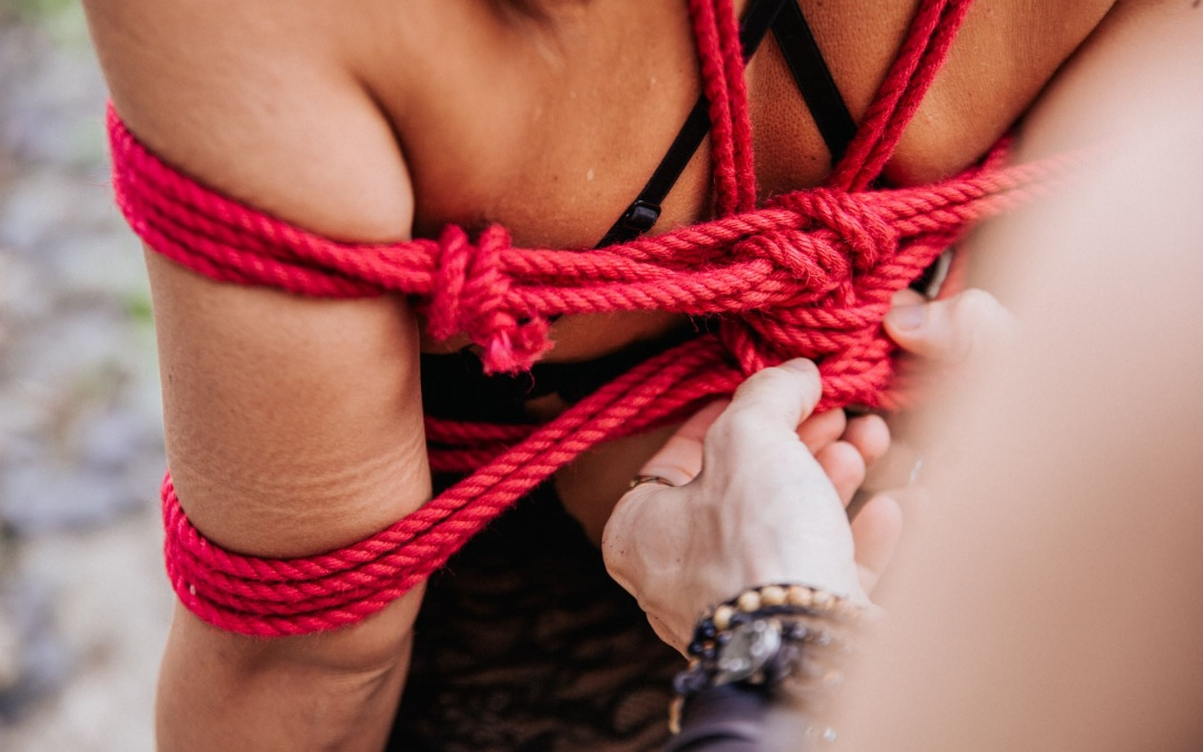 On being tied up [My SHIBARI EXPERIENCE]